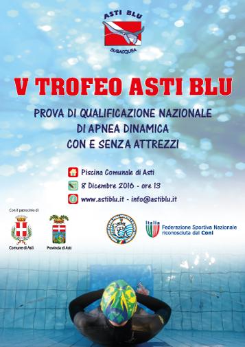 5 trofeo asti blu asti blu subacquea for Piscina comunale asti